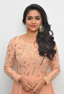 Keerthy Suresh at Mahanati Success Meet 3