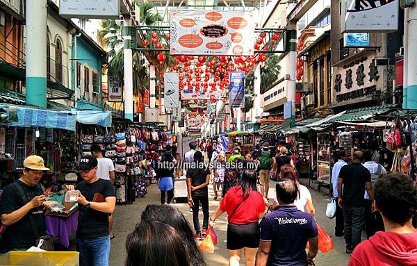 Place to visit while transit in Kuala Lumpur