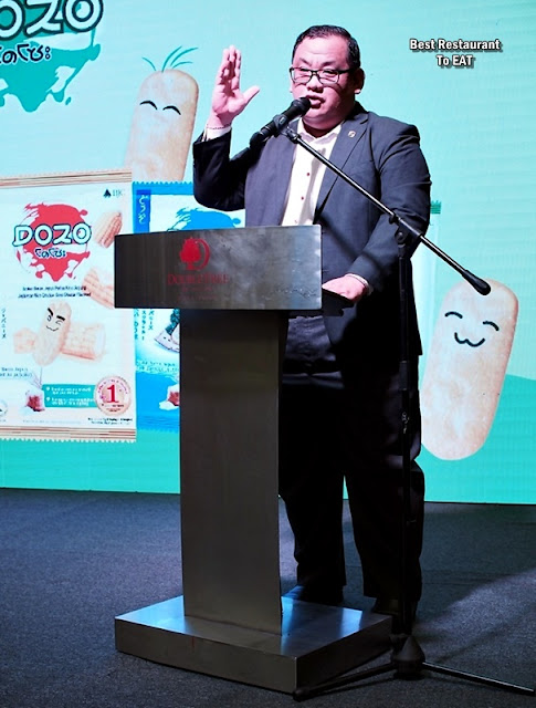 BJC Malaysia Mr Phillip Leong - Managing Director of BJC Foods (Malaysia) Sdn Bhd