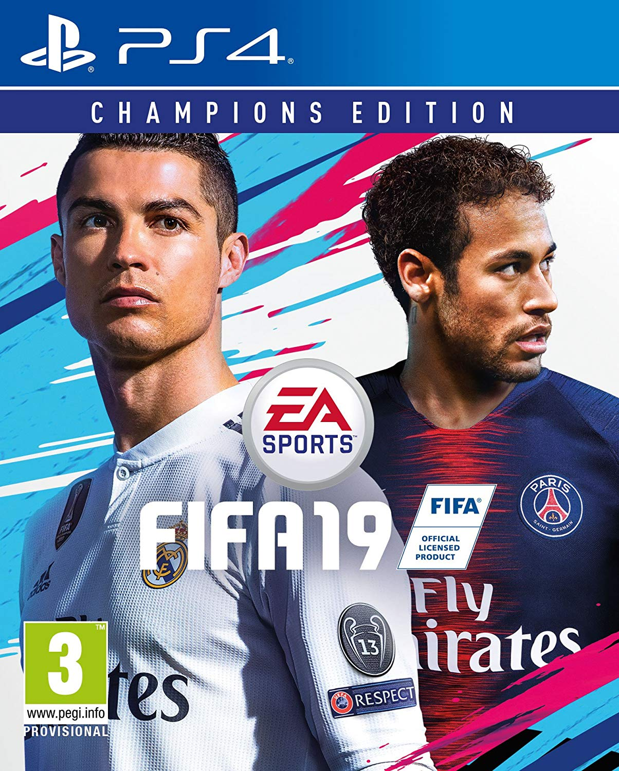 Bonus Amazon FIFA19 Champions Edition