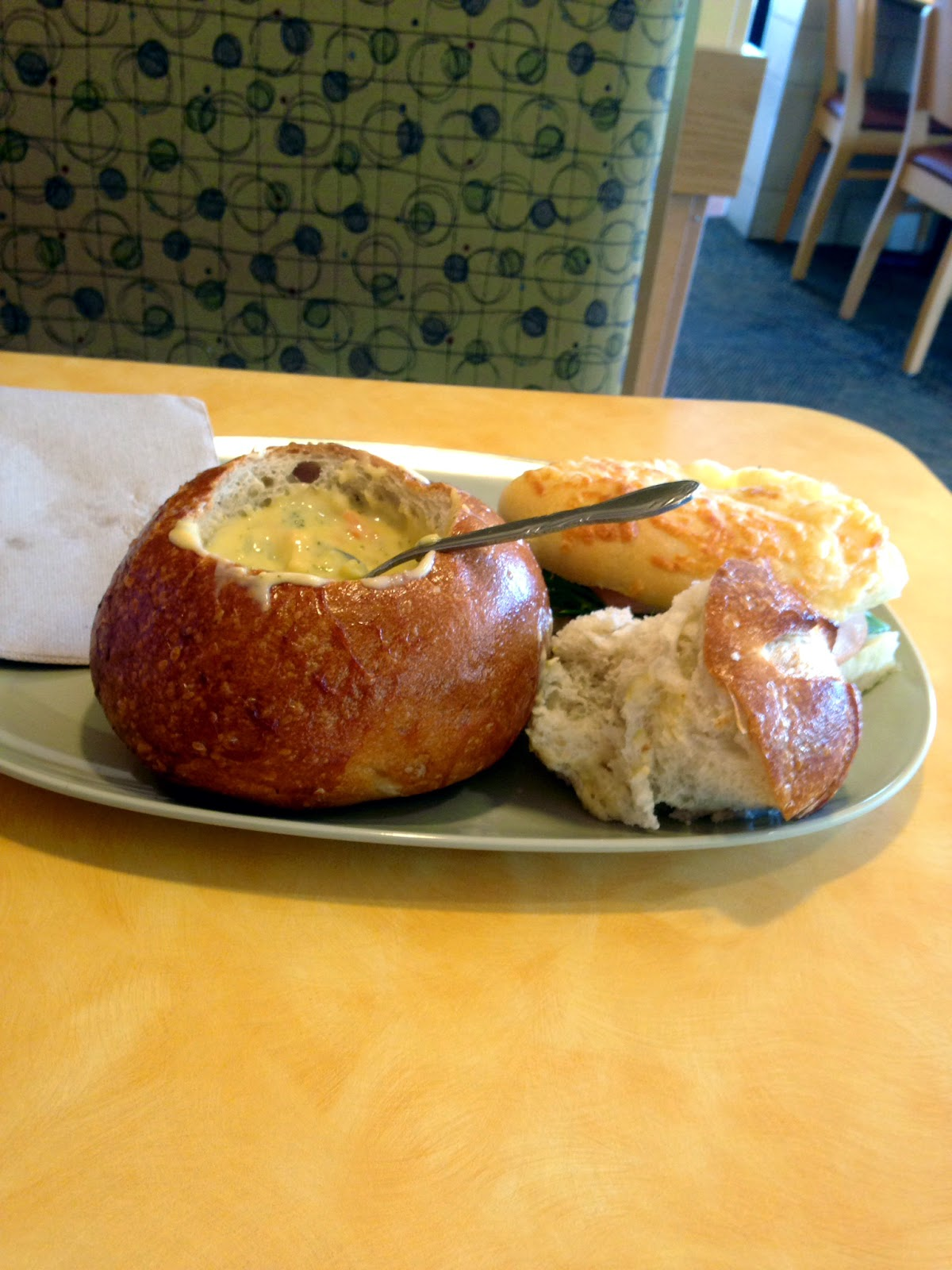 Panera Bread Bowl