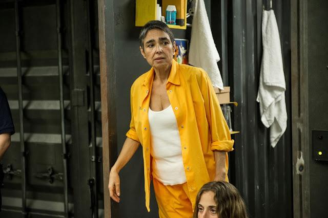 Sole (María Isabel Díaz) en la 4ª Temporada de 'Vis a Vis'