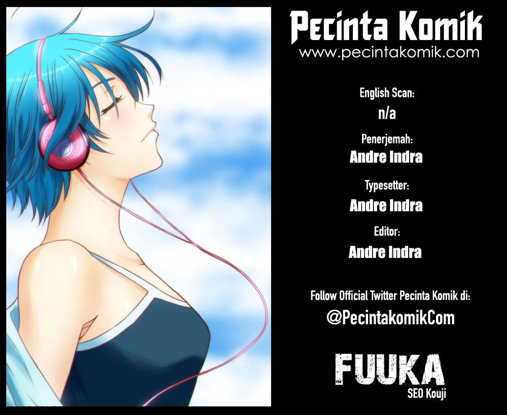 Fuuka Chapter 157-1