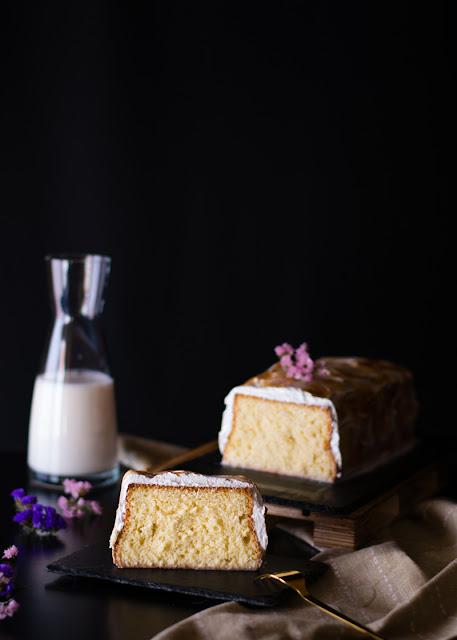 Pastel 3 leches con merengue suizo