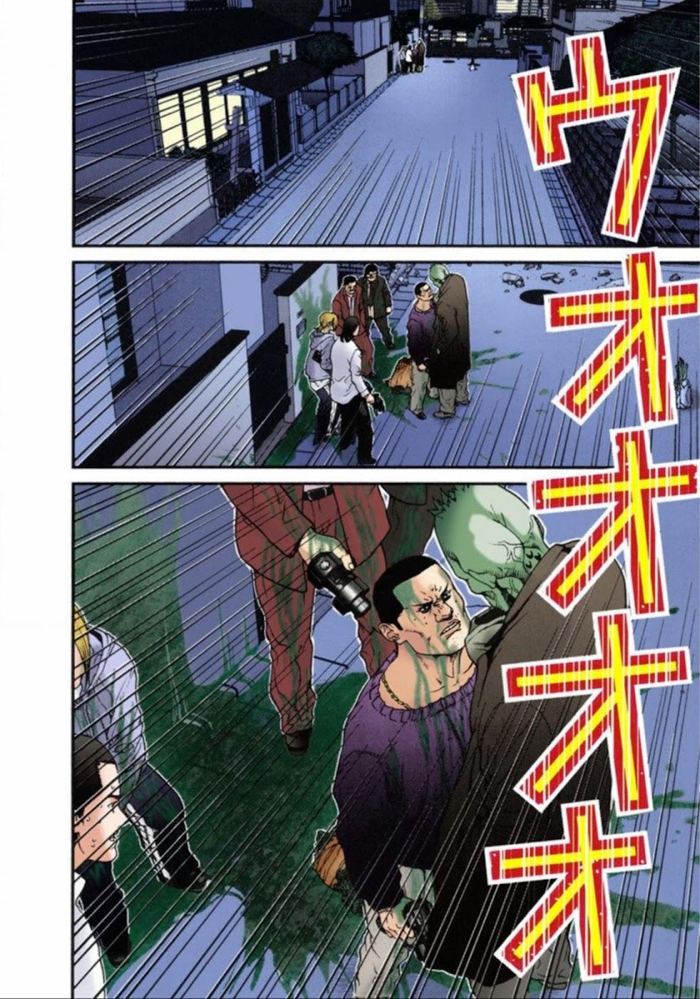 Gantz Chap 10: Cơn thịnh nộ trang 6