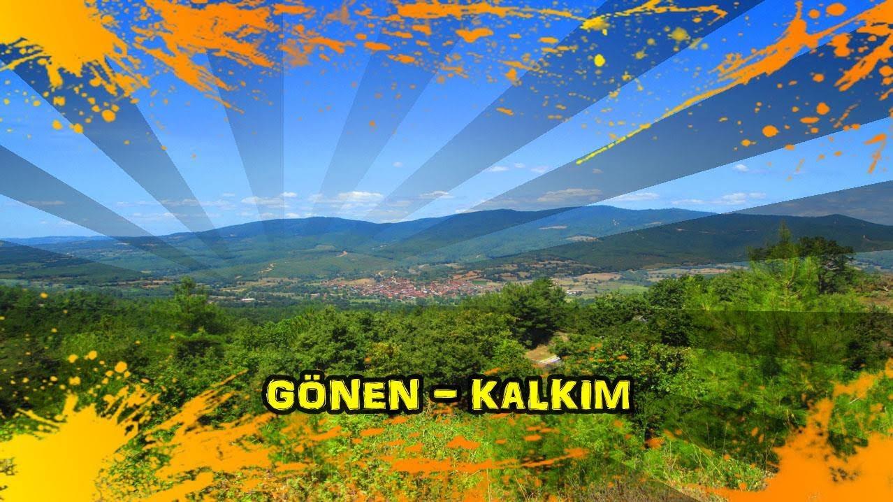 2018/08/13 Kumköy - Baraj yolu - Karaköy - Çakır - Sametli - Başkoz - Gündoğdu - Kayatepe - Kayabey - Hamdibey - Kalkım