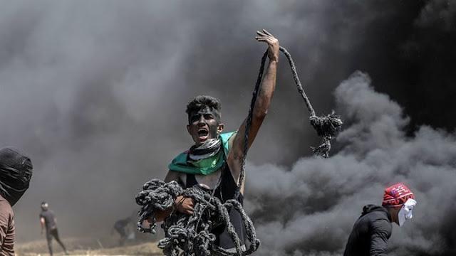 Κλιμάκωση της βίας στην Γάζα - Τραυματίες και στις δυο πλευρές των συνόρων - Ένας νεκρός Παλαιστίνιος