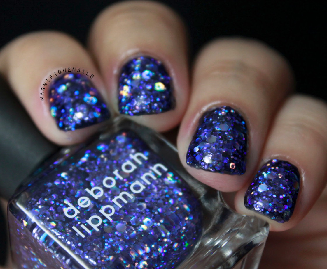 Magically Polished  Nail Art Blog : Deborah Lippmann Jewel