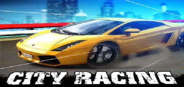تحميل لعبة سباق سيارات المدينة  للكمبيوتر من ميديا فاير