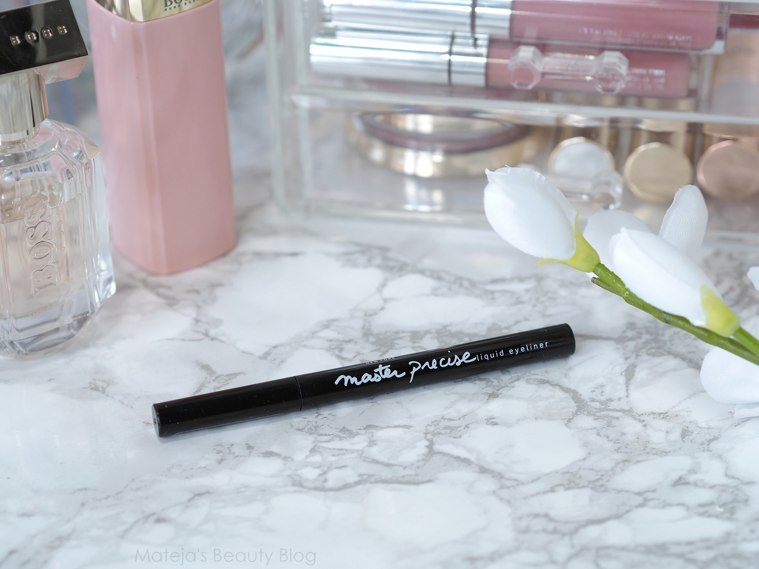 Maybelline Master Precise Eyeliner Matejas Beauty Blog Bloglovin Krezi Kamis 26 Bourjois Rouge Edition Velvet Lipstick I Got It On Salma For A Reasonable 521 And Also Finally Found In Our Drugstores Think 7 Or 8 Considering Its Pretty Much Dupe