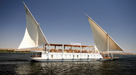 Oriental Tours Egypt: Egypt: List of Boats That Cruise the Nile River