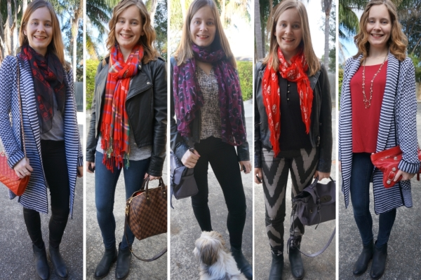 5 Ways to Wear Ankle Boots and Skinny Jeans in Winter | Away From The Blue