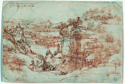 Leonardo da Vinci Adalah Seorang Ambidextrous