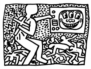 Keith Haring 1981