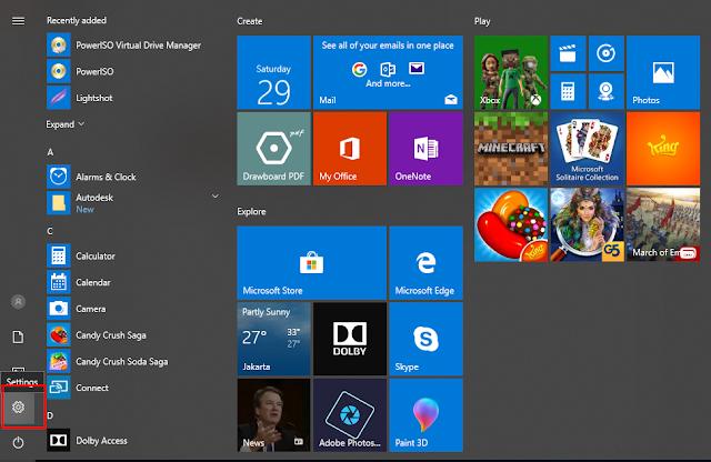 Cara Install Ulang Windows 10 Tanpa DVD dan Bootable