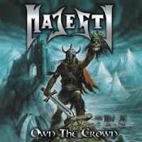 """Ακούστε τον δίσκο - συλλογή των Majesty """"Own the Crown"""""""