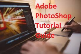 How to learn photoshop design tutorial from scratch