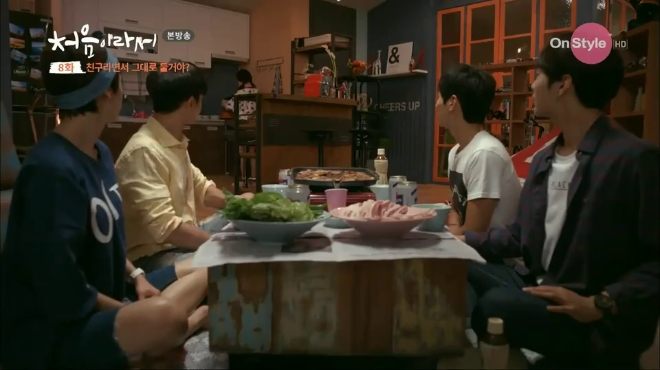 Sinopsis Because It's The First Time Episode 3 Part 2