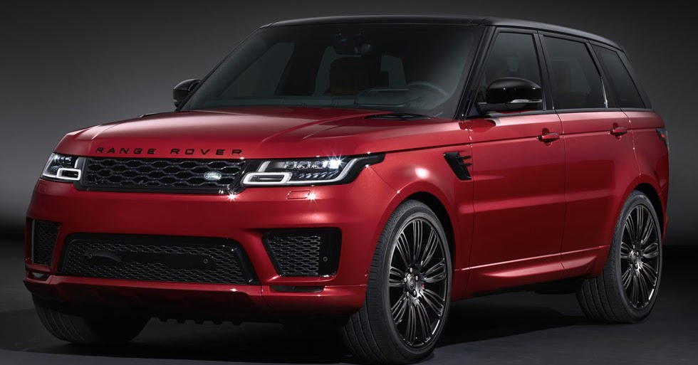 2018 range rover sport lineup revealed with new plug in. Black Bedroom Furniture Sets. Home Design Ideas
