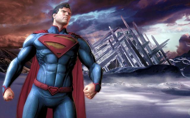 تحميل لعبة سوبر مان super man للكمبيوتر والاندرويد برابط مباشر ميديا فاير