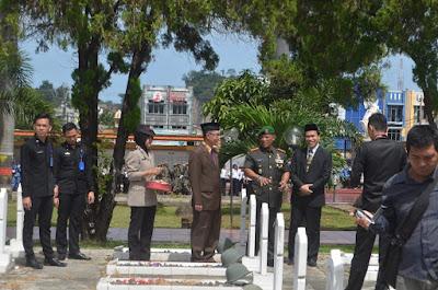Danrem: Ziarah, Bentuk Menghargai Jasa Pahlawan di Lampung