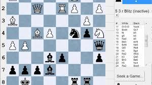 Fabiano Caruana vs Garry Kasparov (B81 Sicilian Scheveningen St Louis Blitz 2016 (4)) 0-1