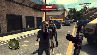The Walking Dead Survival Instinct PC Free Download