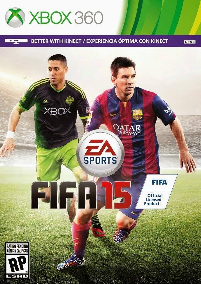 FIFA 15 XBOX360  free download full version
