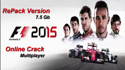 Free Download Game F1™ 2015 PC Full Version – RePack Version – Rg SteamGames – Online Crack – Play Multiplayer – Last Update 2015 – Direct Link – torrent Link – Multi Links – 7.5 Gb – Working 100% .