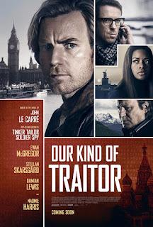 Our Kind of Traitor (2016) แผนซ้อนอาชญากรเหนือโลก