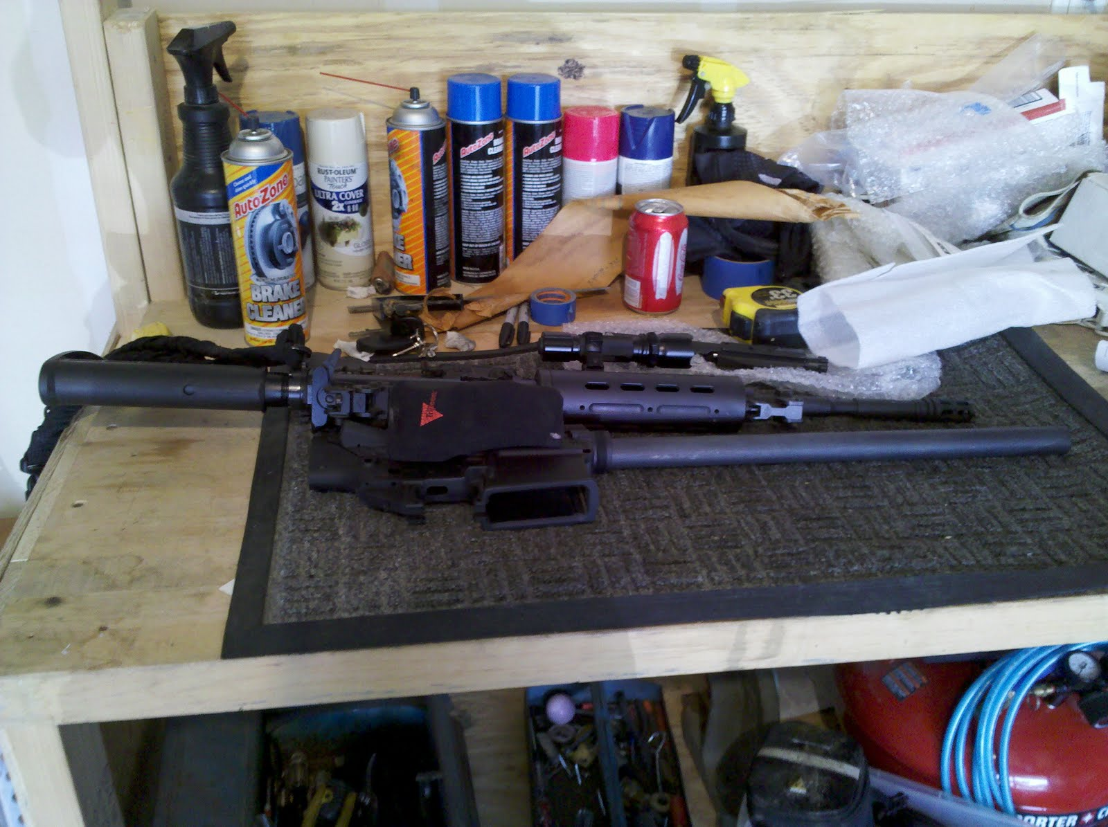 Give Them What They Want: AR-45 Update