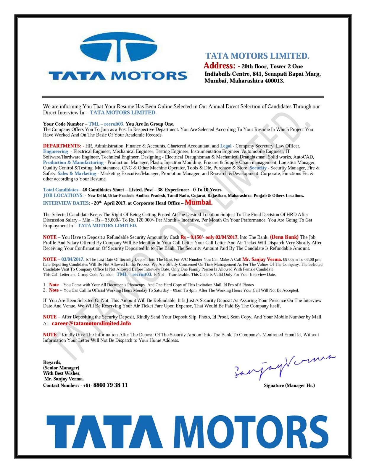 tata motors hr practices Tata power has always set a standard in adopting sustainable practices in its business tata power  however sustainability at tata  by the human resources.