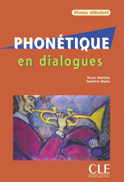 Phonétique en dialogues - Niveau débutant pdf + CD audio free download
