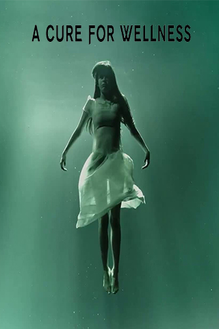 A Cure for Wellness [2017] [DVD9] [NTSC] [Latino]