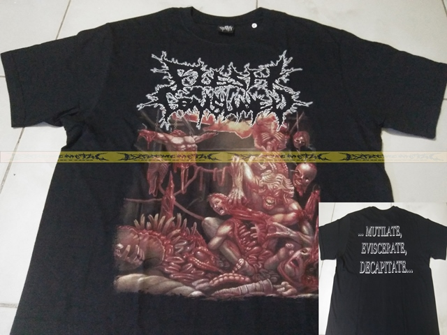 T-Shirt Flesh Consumed