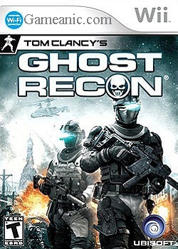 Tom Clancy's Ghost Recon Game Cover