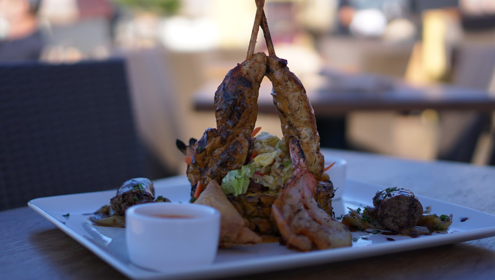 GIVEAWAY | Dine with Ocean Views @ Mozambique in Laguna Beach