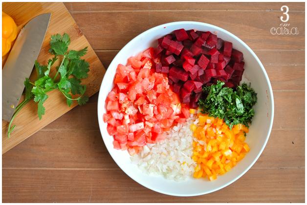 receita de salada de beterraba