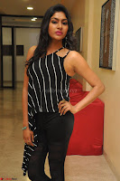 Akshida in Black Tank Top at Kalamandir Foundation 7th anniversary Celebrations ~  Actress Galleries 009.JPG