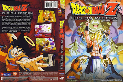 Movie 15: The Rebirth of Fusion!! Goku and Vegeta