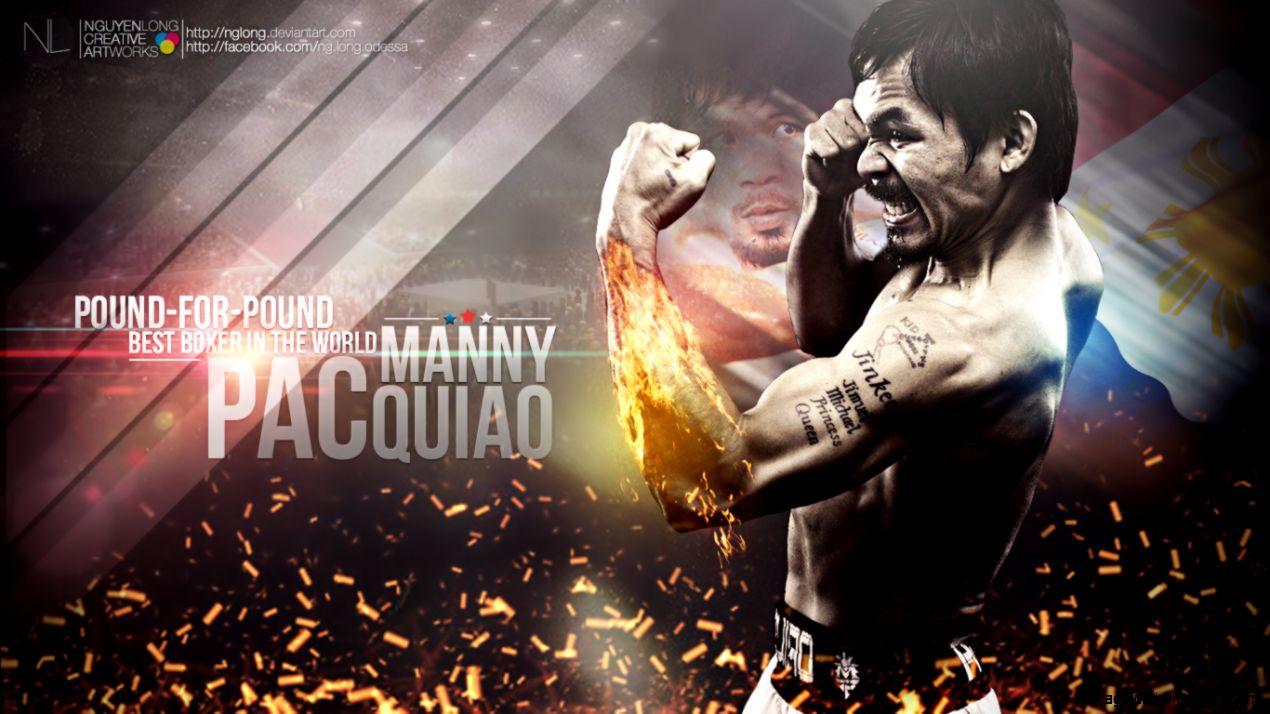 Manny Pacquiao Wallpaper