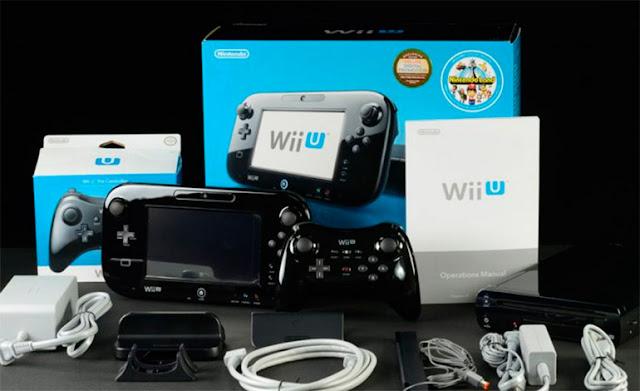 Nintendo Wii U está com sua produção parada no momento