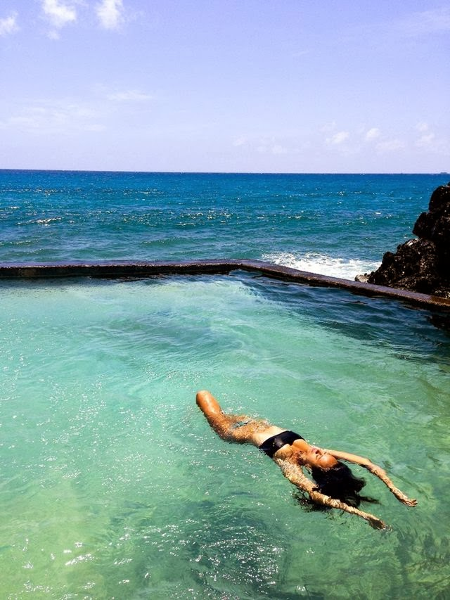 Natural Swimming Pool Sea A1 Pictures