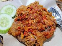 Resep dan Cara Memasak Ayam Geprek