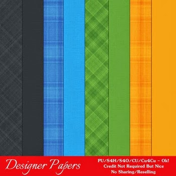 http://www.teacherspayteachers.com/Product/Halloween-Digital-Scrapbook-Papers-Plaid-923462