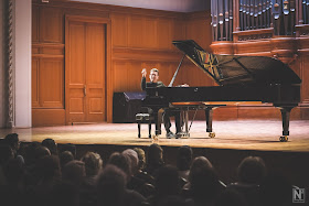 Llŷr Williams in recital in Moscow (Photo Nikolay Nersesov)