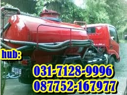 Sedot wc Wringinanom Gresik - 03177757733