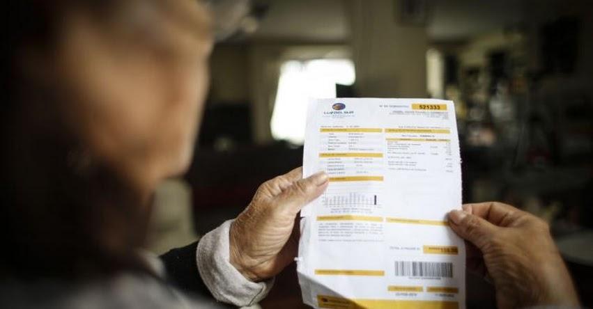 BONO ELECTRICIDAD: Osinergmin revisa relación de beneficiarios del subsidio de S/ 160.00