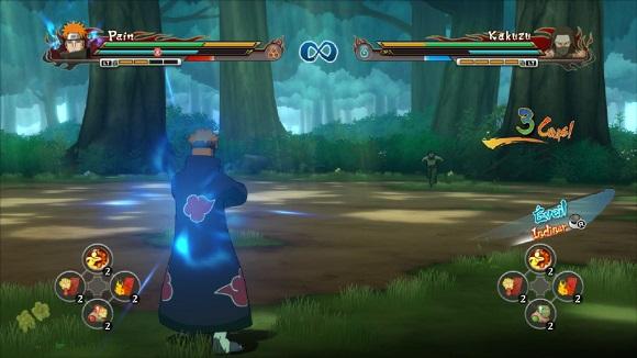 Naruto Shippuden Ultimate Ninja Storm Revolution PC Download Gameplay