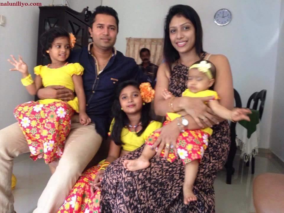 Himali Gunasekera husband